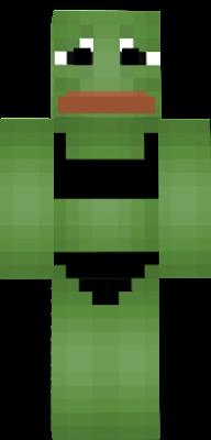 sad frog eee