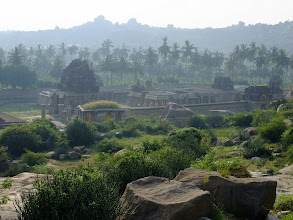 Photo: Guidebooks like to describe Hampi as 'atmospheric'