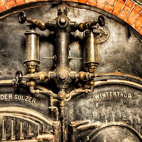 Gebrüder Sulzer by Thomas ST0LL - Products & Objects Technology Objects