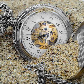 Traveling through time by Ovidiu Sova - Artistic Objects Other Objects ( sand, time, clock, watch, metaphor,  )