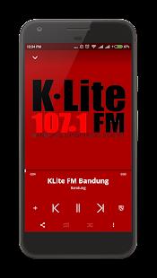 K-Lite FM Bandung - náhled