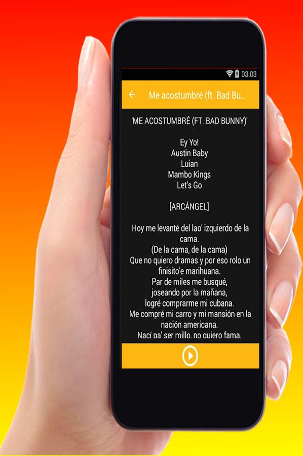 Arcángel - Ahora Dice- screenshot