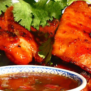 Thai Grilled/BBQ Chili-Lime Chicken