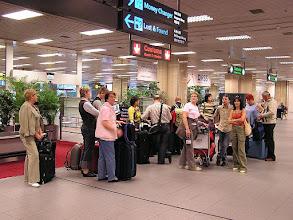 Photo: P7130002 SINGAPUR - na lotnisku