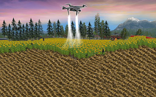 Real Farm Town Farming tractor Simulator Game 1.1.2 screenshots 5