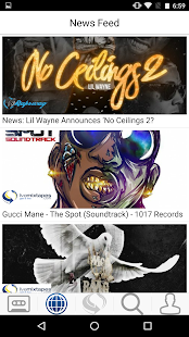 LiveMixtapes - Free Mixtapes- screenshot thumbnail