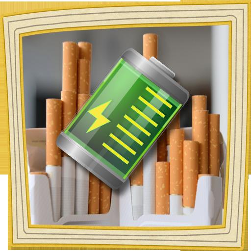 Cigarette Battery Widget