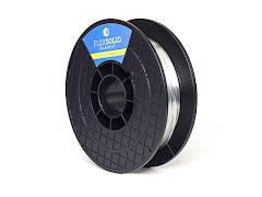 MadeSolid FlexSolid Clear Flexible Filament - 3.00mm (1lb)