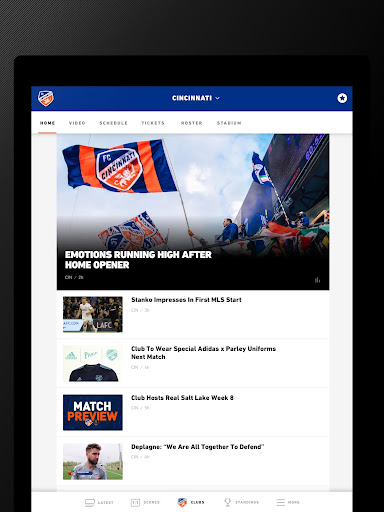 MLS MatchDay 2011 screenshot 16