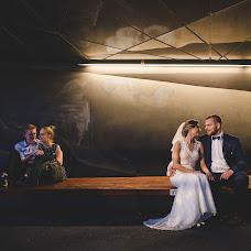 Wedding photographer Marcin Skura (msphotodesign). Photo of 20.10.2018