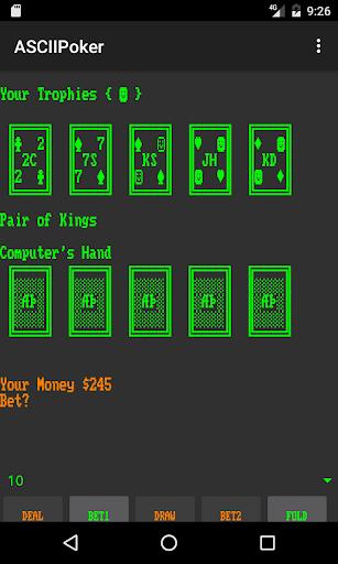 ASCIIPoker  screenshots EasyGameCheats.pro 2