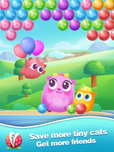 Bubble Cats - Bubble Shooter Pop Bubble Games 1.0.6 screenshots 9