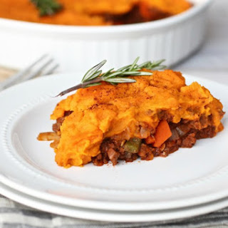 Shepherd'S Pie with Sweet Potato Topping Recipe