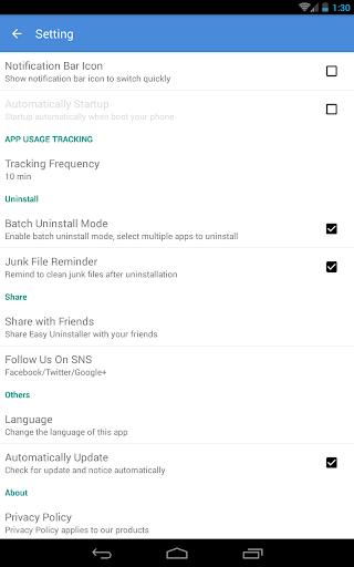 Easy Uninstaller App Uninstall 3.3.6 Screenshots 17