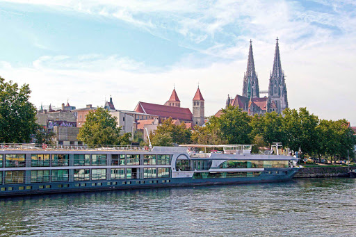 Avalon-Panorama-Danube - Relax and get refreshed on Avalon Panorama after visiting towns and cities along the Danube, such as Regensburg, Germany.