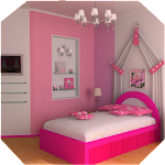 Barbie Room Decoration Icon