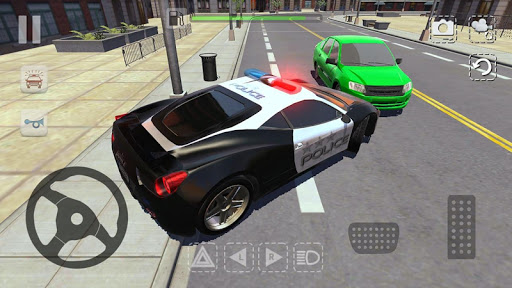 Police Drift Car Racing 0.6 screenshots 2