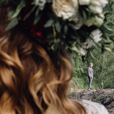Wedding photographer Evgeniy Konstantinopolskiy (photobiser). Photo of 29.07.2018