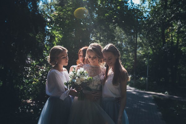 Свадебный фотограф Андрей Вишняков (AndreyVish). Фотография от 29.11.2017