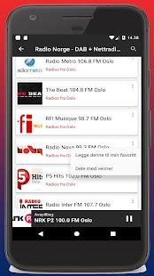 Radio Norway - Radio FM Norway / Norwegian Radio - náhled