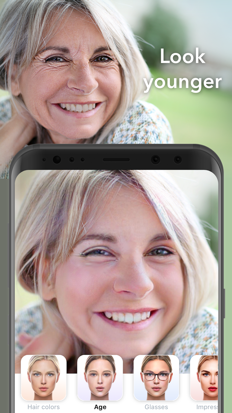 FaceApp Pro Mod Apk (Remove Watermark/Unlocked) 3