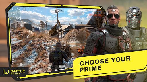 Battle Prime: Online Multiplayer Combat CS Shooter 5.0 Screenshots 4