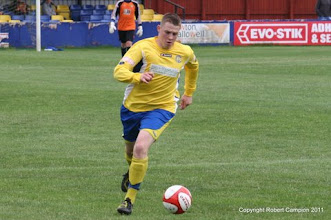 Photo: 23/07/11 v Staveley Miners Welfare (Pre-Season Friendly) 2-0 - contributed by Rob Campion