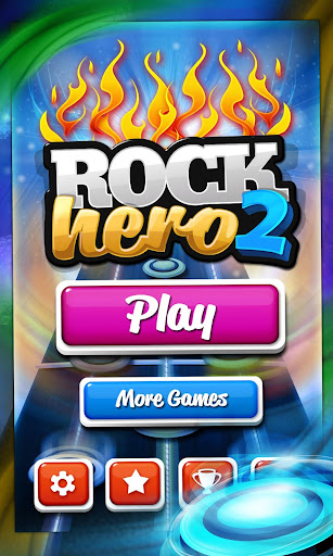 Rock Hero 2 2.10 screenshots 2