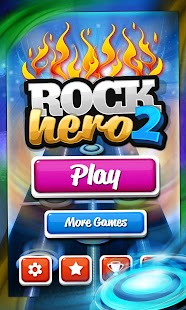 Rock Hero 2 Screenshot
