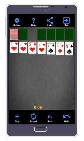 Easy Solitaire Games Screenshot