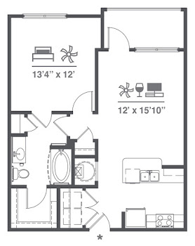 Go to A1.1 Floorplan page.