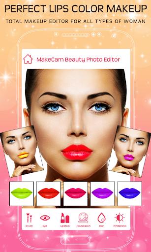 Face Makeup : Selfie Makeover & Makeup Camera Apk 2