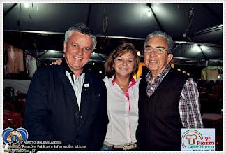Photo: Casal Prefeito CL ELVES / MARIA  APARECIDA e o CL MAURICIO DE SOUZA, do LC BATATAIS ...