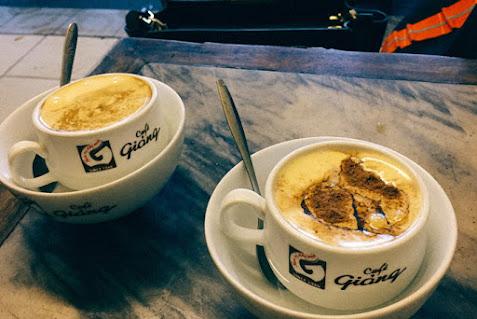 Cà phê Giảng - Món ngon hà nội