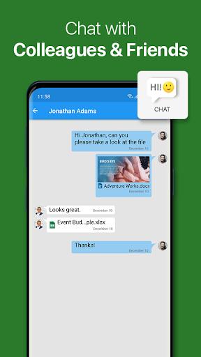 OfficeSuite - Office, PDF, Word, Excel, PowerPoint screenshot 6