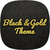 Black Gold Theme For S8