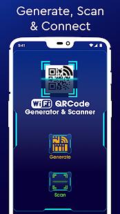 WiFi QR Code Generator