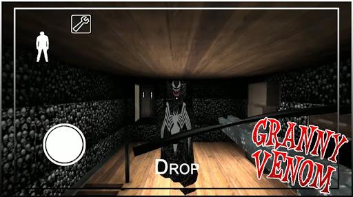 Grannom Granny Spider Mod:Scary Venom! Escape 2019 Screenshot