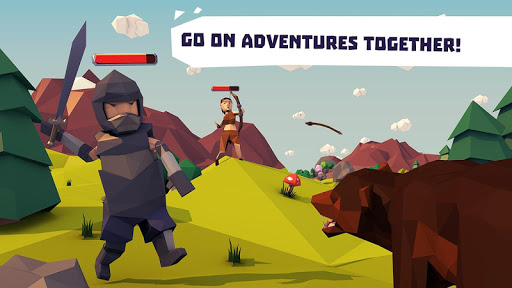Survival Online GO game for Android screenshot