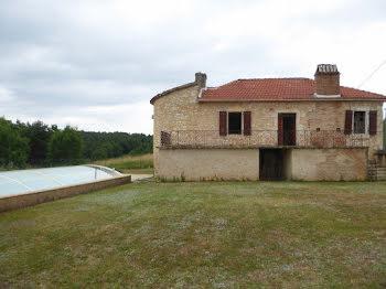 maison à Bélaye (46)