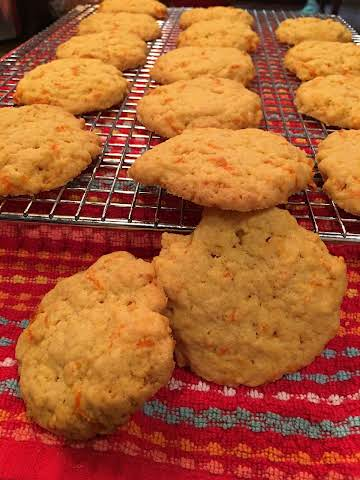 BONNIE'S CARROT COOKIES