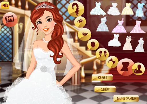 Bride Makeup And Dress Up - Wedding Makeup Salon 0.0.21 screenshots 2