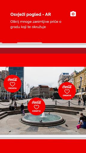 Coca-Cola loves Croatia screenshot 4