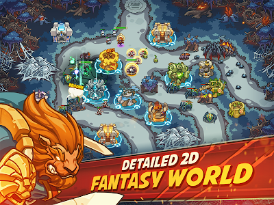 Empire Warriors Premium: Tower Defense Games 0.8.2 (Mod 2)