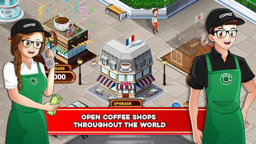 Cafe Panic: Cooking Restaurant 1.7.1 screenshots 5