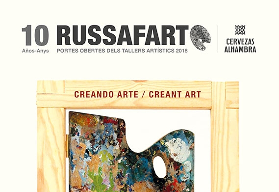 Russafart 2018 - the art festival's 10th anniversary