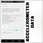Accelerometer Sensor Data