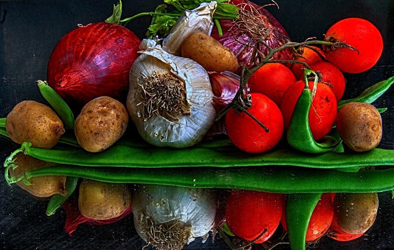 Riflessione di verdure di marvig51