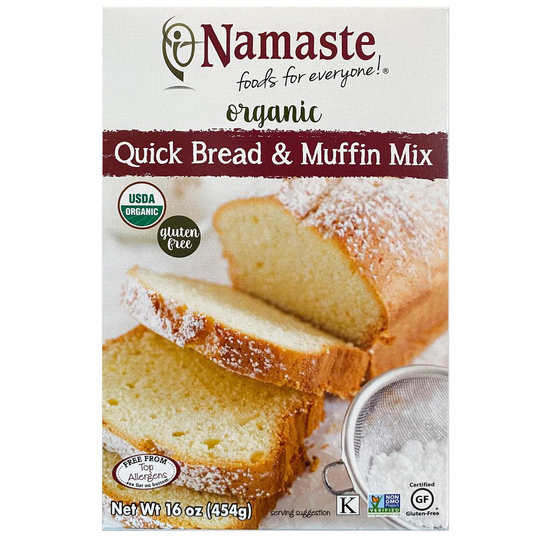 Organic Quick Bread & Muffin Mix