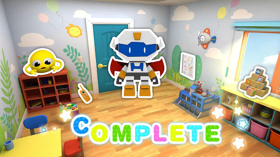 Download 토이캅 스티커북 For PC Windows and Mac apk screenshot 4